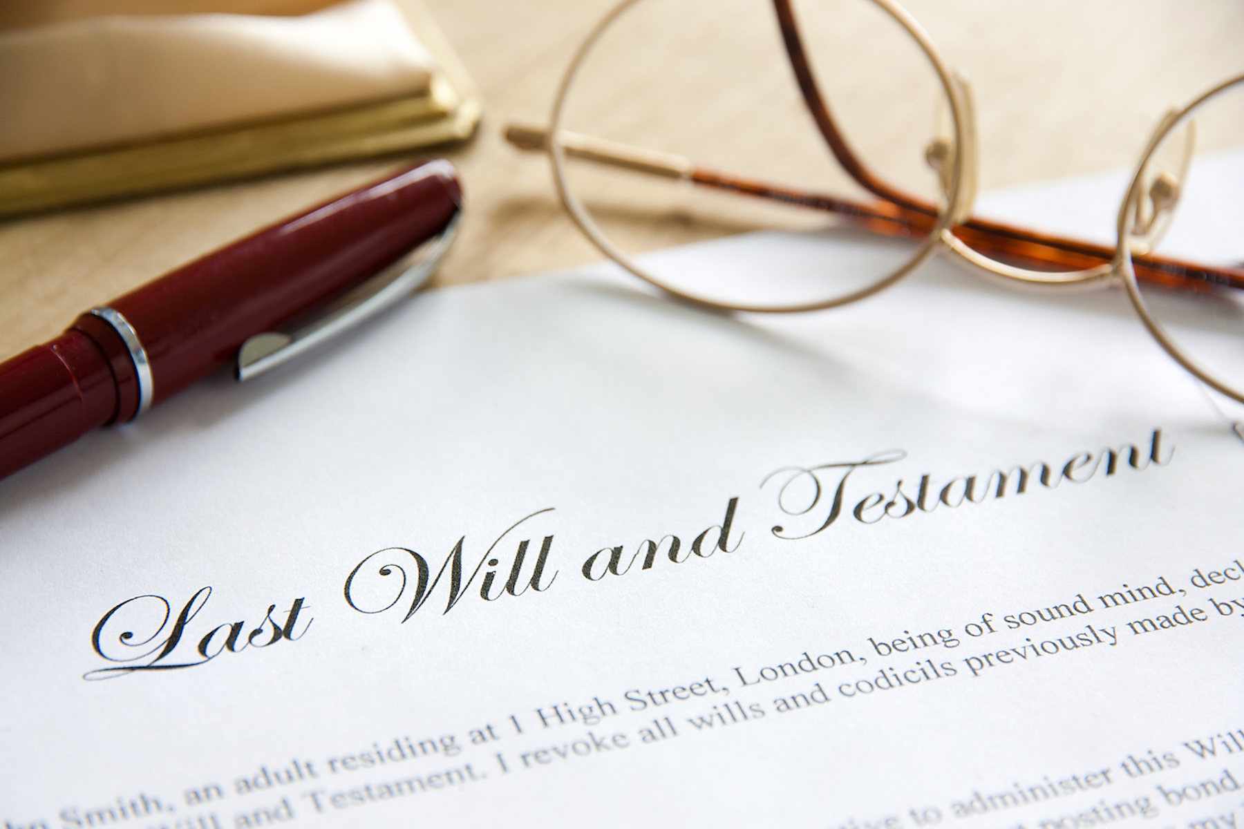 Will & Trusts